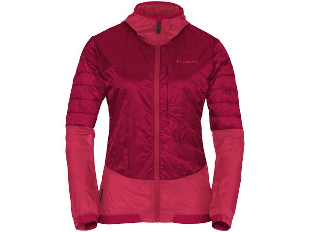 VAUDE Moab Ultralight Hybrid Veste Femme, bright pink